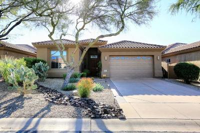 Scottsdale Single Family Home For Sale: 9319 E Whitewing Drive