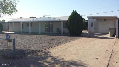 Glendale Single Family Home For Sale: 6641 W Nancy Road