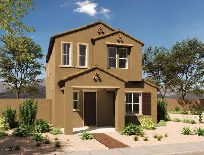 Phoenix Single Family Home For Sale: 2016 W Trotter Trail