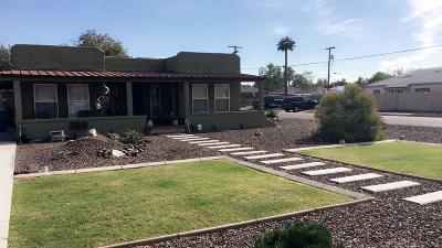 Phoenix Single Family Home For Sale: 2101 N 24th Place