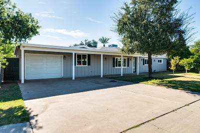 Phoenix Single Family Home For Sale: 2115 W San Juan Avenue