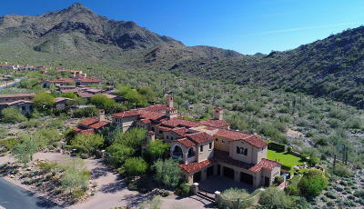 Scottsdale Single Family Home For Sale: 10835 E Mountain Spring Road