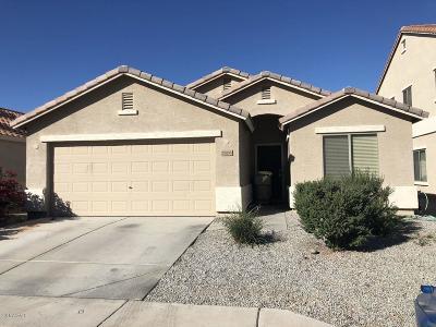 Buckeye Single Family Home For Sale: 25866 W Globe Avenue