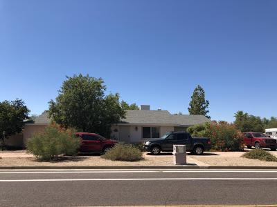 Scottsdale Single Family Home For Sale: 13626 N 60th Street