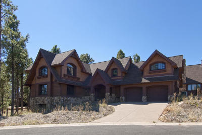 Payson, Pine, Pinedale, Pinetop, Lakeside, Show Low, Strawberry, Flagstaff, Munds Park, Prescott, Prescott Valley, Happy Jack, Sedona Single Family Home For Sale: 1749 E Mossy Oak Court