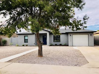 Phoenix Single Family Home For Sale: 3122 N 26th Place