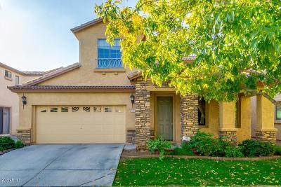 Phoenix Single Family Home For Sale: 1811 E Dunbar Drive