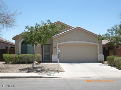 Casa Grande Single Family Home For Sale: 1761 E Chaparral Drive