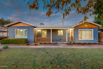Phoenix Single Family Home For Sale: 4215 N 5th Avenue