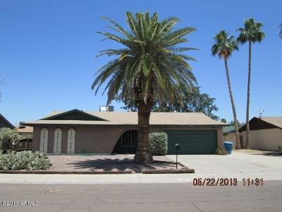 Phoenix Rental For Rent: 4206 W Garden Drive