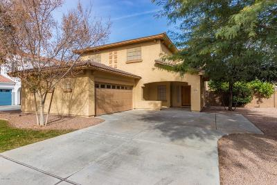 Gilbert AZ Single Family Home For Sale: $415,000