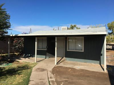 Phoenix Single Family Home For Sale: 3842 W Latham Street