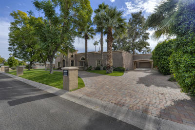 Scottsdale Single Family Home For Sale: 7239 E Vista Drive