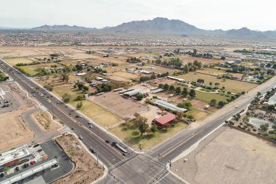 Gilbert Residential Lots & Land For Sale: 15225 E Riggs Road
