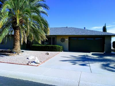 Sun City West Single Family Home For Sale: 12311 W Candlelight Drive