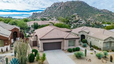 Scottsdale Single Family Home For Sale: 11471 E Quartz Rock Road