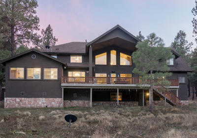 Payson, Pine, Pinedale, Pinetop, Lakeside, Show Low, Strawberry, Flagstaff, Munds Park, Prescott, Prescott Valley, Happy Jack, Sedona Single Family Home For Sale: 6705 Virgil Way
