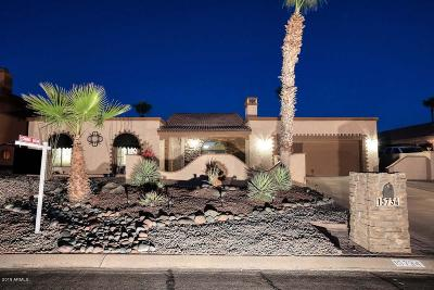 Fountain Hills Single Family Home For Sale: 15734 E Mustang Drive