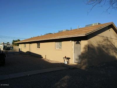 Casa Grande Multi Family Home For Sale: 122 Date Avenue
