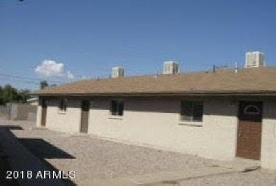 Casa Grande Multi Family Home For Sale: 120 Date Avenue