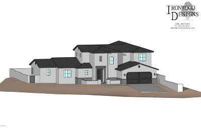 Phoenix Residential Lots & Land For Sale: 5300 E Lewis Avenue