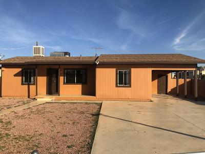 Phoenix Single Family Home For Sale: 6803 N 19th Drive