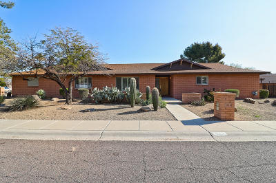 Phoenix Single Family Home For Sale: 123 W Braeburn Drive
