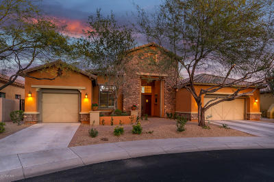 Scottsdale AZ Single Family Home For Sale: $1,195,000
