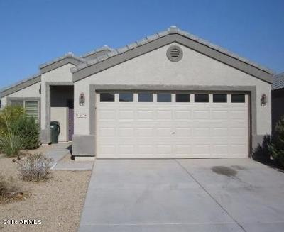 El Mirage Single Family Home For Sale: 14809 N B Street