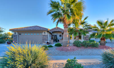 Casa Grande Single Family Home For Sale: 2497 E Santiago Trail