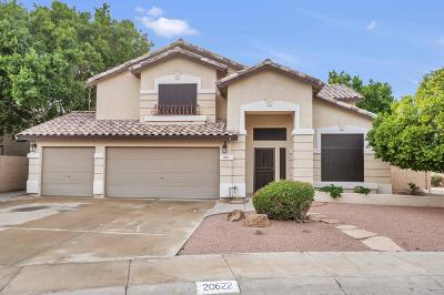 Maricopa County Single Family Home For Sale: 20622 N 16th Way