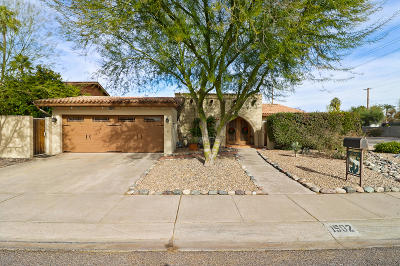 Phoenix Single Family Home For Sale: 1502 W Glenn Drive