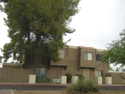 Phoenix Condo/Townhouse For Sale: 4014 S 45th Place