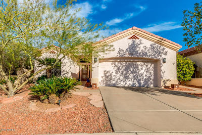 Mesa AZ Single Family Home For Sale: $340,000