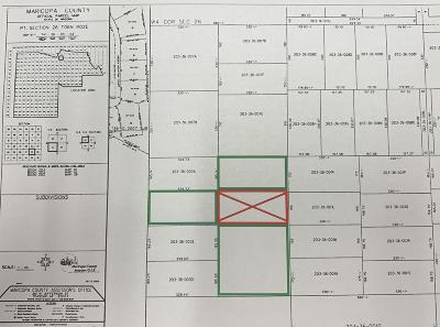 Phoenix Residential Lots & Land For Sale: 38242 N 34th Avenue