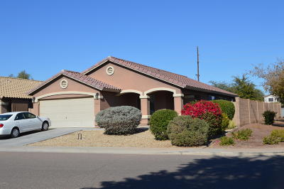 Laveen Single Family Home For Sale: 5406 W Pleasant Lane