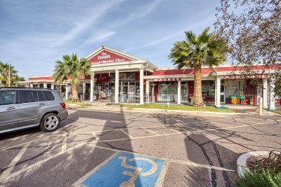 Tempe Commercial Lease For Lease: 1868-1880 E Apache Boulevard #2