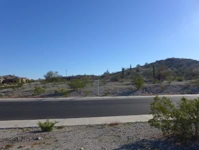 Goodyear Residential Lots & Land For Sale: 17651 W Paseo Way