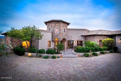 Fountain Hills AZ Single Family Home For Sale: $2,150,000