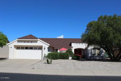 Sun City West Single Family Home For Sale: 14914 W Antelope Drive
