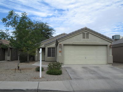 El Mirage Single Family Home For Sale: 12812 W Mandalay Lane