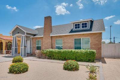 Phoenix AZ Single Family Home For Sale: $375,000