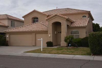 Tempe Single Family Home For Sale: 448 W Larona Lane