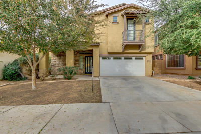 Gilbert AZ Single Family Home For Sale: $322,000