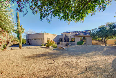Rio Verde Single Family Home For Sale: 18719 E Agua Verde Drive
