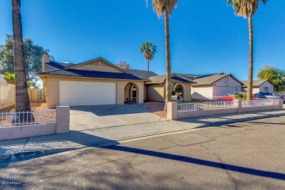 Glendale AZ Single Family Home For Sale: $249,900