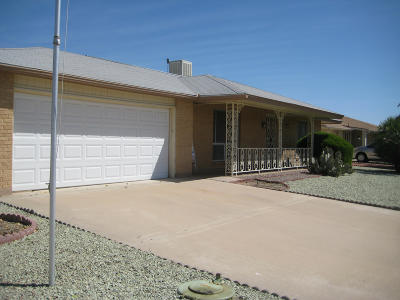 Sun City Rental For Rent: 10314 W Pleasant Valley Road