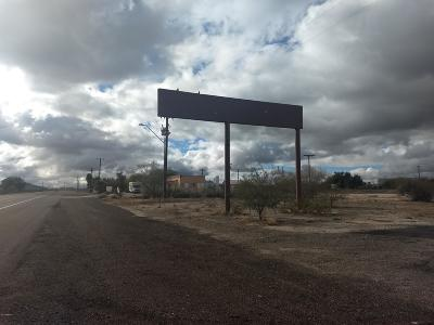 Salome Residential Lots & Land For Sale: 66659 Highway 60