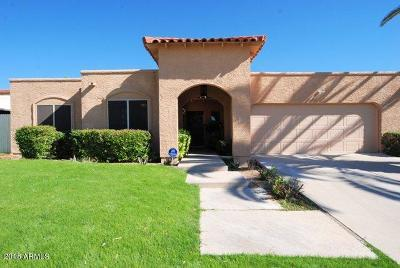 Scottsdale Condo/Townhouse For Sale: 7350 E Montebello Avenue