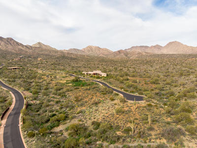 Fountain Hills Residential Lots & Land For Sale: 14527 E Prairie Dog Trail
